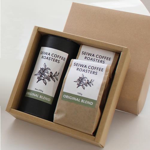 コーヒー ギフトボックス パッケージ